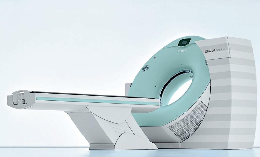 Аппарат томограф Siemens
